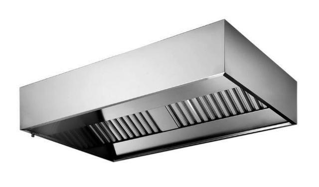 Coifa em Inox com filtro inercial - Foto 2