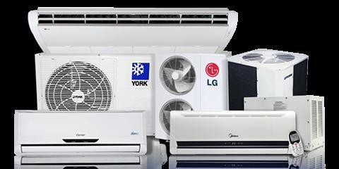 Ar condicionados: serviços até 3 vezes no cartão
