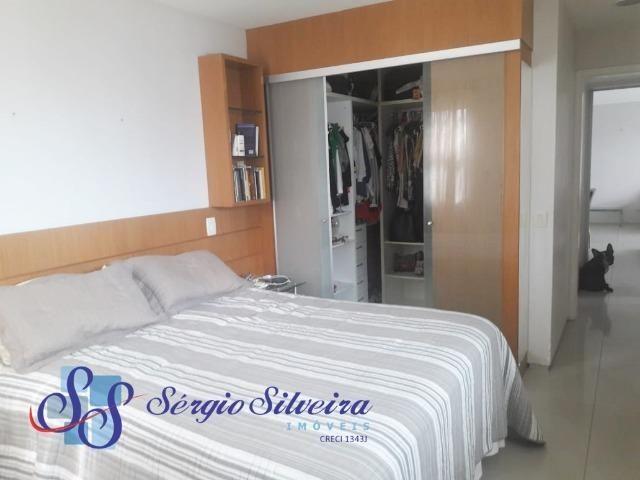 Apartamento no Meireles com 3 quartos e vista mar área de lazer! - Foto 17