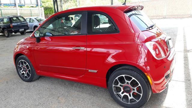 Fiat 500 sport air 2012 completo - Foto 2