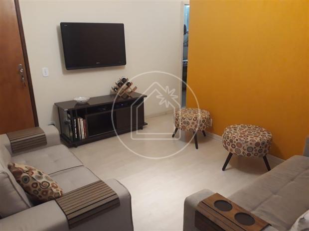 Apartamento à venda com 2 dormitórios em Meier, Rio de janeiro cod:850635