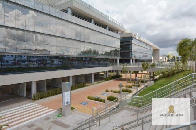 Praça Capital - Sala comercial no maior centro empresarial de Brasília!