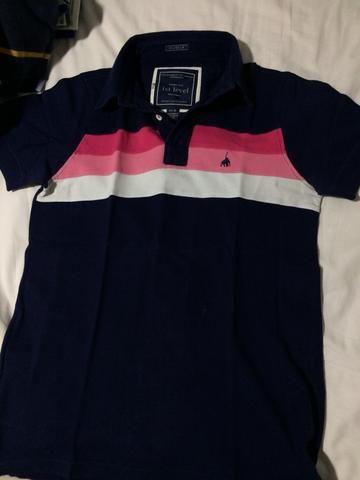 17256bea0b Camisas de marcas variadas - Roupas e calçados - Areia Preta
