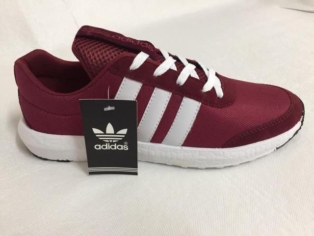 bd590be3215 Tênis Adidas Masculino - Roupas e calçados - Nova Serrana