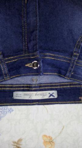 177b0f8218 Calça Jeans feminino reta tam.38 Hering original - Roupas e calçados ...