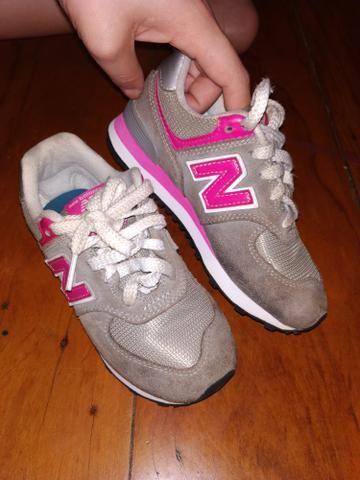 e2ae4f67a6a Tênis New Balance original - Roupas e calçados - Centro