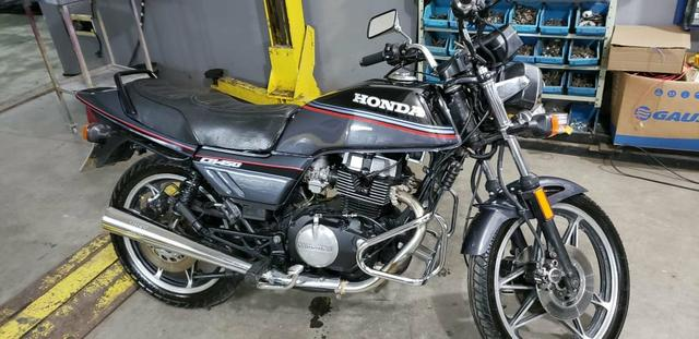 Honda cb 450 1988 dx - Foto 2