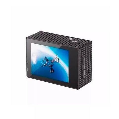 Câmera Esporte 1080p Actioncam + Cartao 32gb + Acessórios - Foto 3