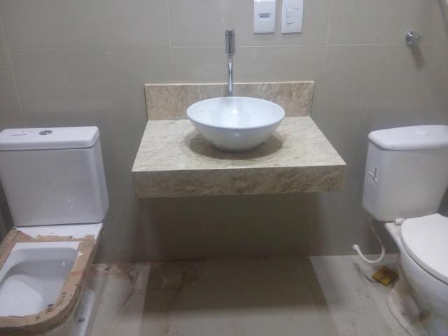Bancada Pia para Cozinha e Banheiro Granito - Foto 2