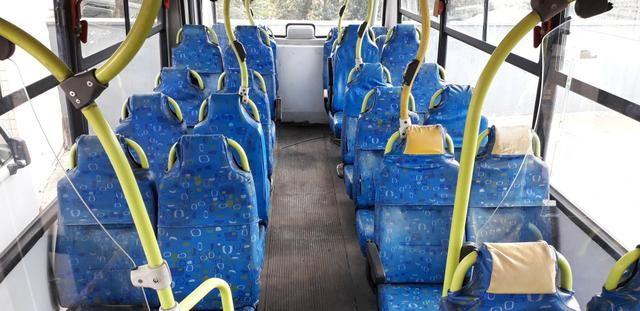 Ônibus vw 8.150 Caio Piccolo - Foto 8
