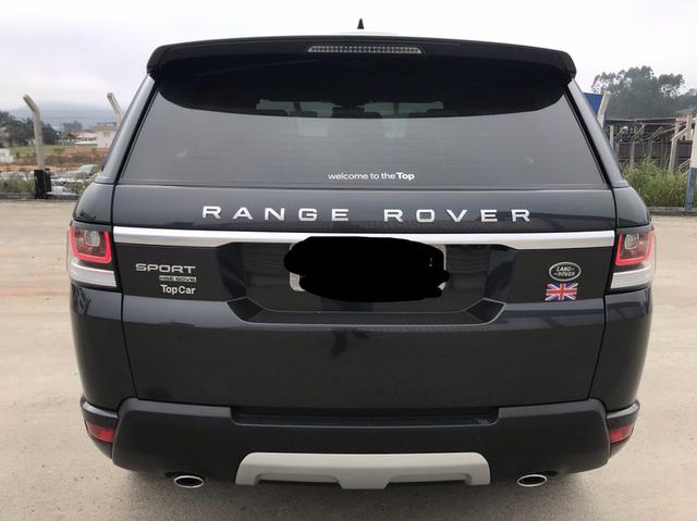 Range Rover HSE 2017 23000 km