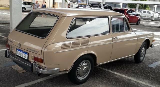 Vw Variant 1600 1971 - Foto 2