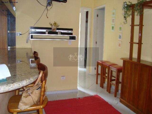 Apartamento à venda com 2 dormitórios em Aruan, Caraguatatuba cod:343 - Foto 4