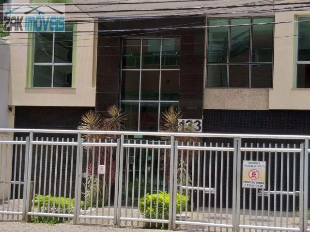 Apartamento para alugar com 1 dormitórios em Icaraí, Niterói cod:40