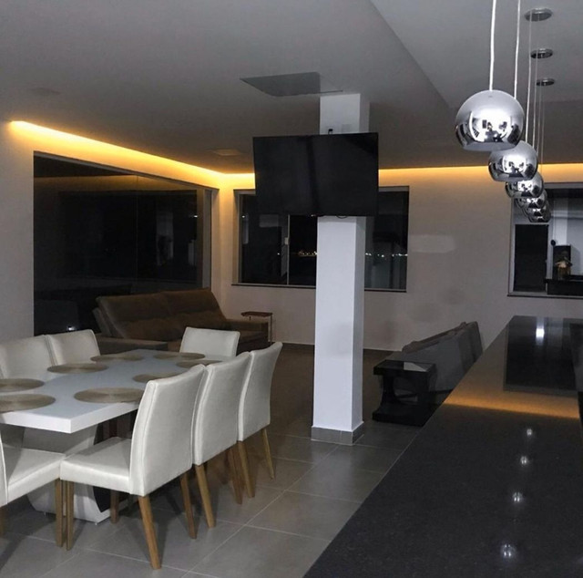 Majestosa casa em condomínio fechado a venda em Varginha - Foto 3