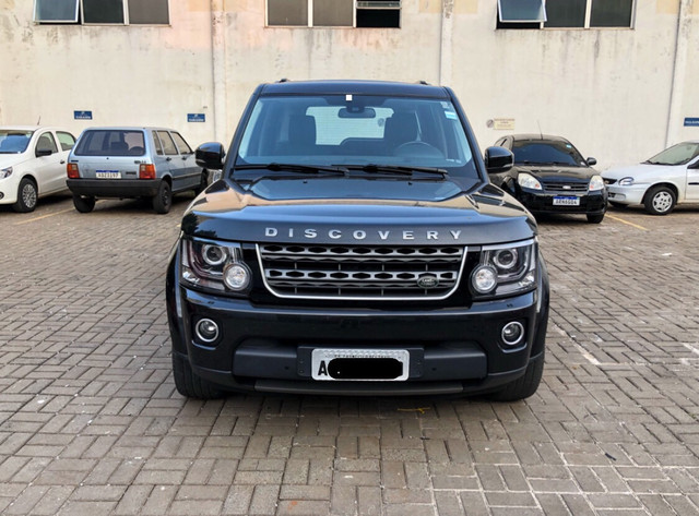 Land rover discovery4 se 3.0 4x4 diesel 2015 - Foto 3