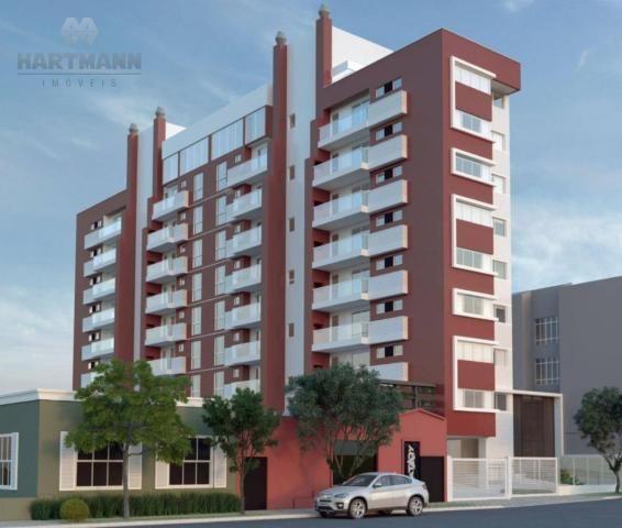 Apartamento com 3 dormitórios à venda por R$ 518.500,00 - Mercês - Curitiba/PR - Foto 11