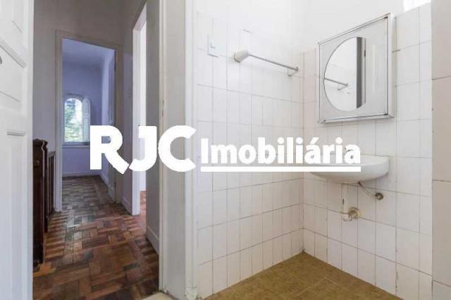 Casa à venda com 3 dormitórios em Tijuca, Rio de janeiro cod:MBCA30183 - Foto 20
