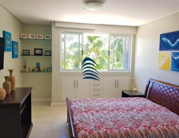 Casa de alto padrão com acesso a praia no condomínio Porto Busca Vida - Foto 18