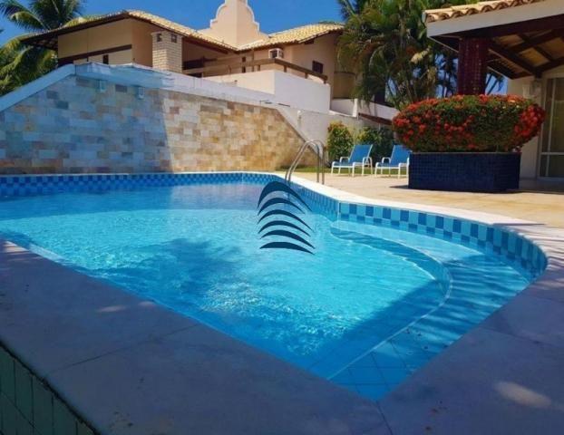 Casa de alto padrão com acesso a praia no condomínio Porto Busca Vida - Foto 9