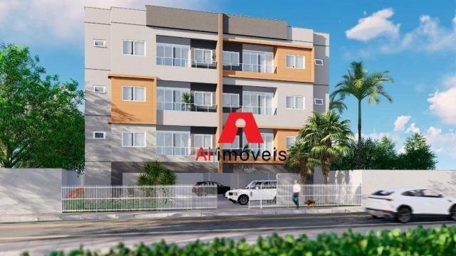 Apartamento residencial à venda, Loteamento Novo Horizonte, Rio Branco.