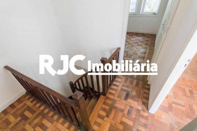 Casa à venda com 3 dormitórios em Tijuca, Rio de janeiro cod:MBCA30183 - Foto 10