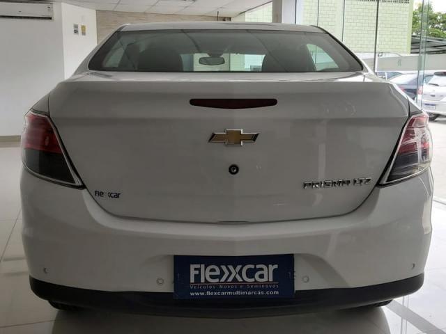 Chevrolet Prisma Sedan LTZ 1.4 8V FlexPower 4p Aut. - Foto 3