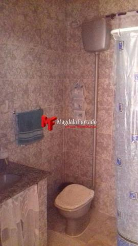 4036 - Casa área externa gramada, 4 quartos para sua moradia em Unamar - Foto 8