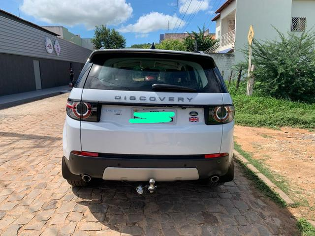 Discovery sport 2.0 turbo diesel 7 lugares - Foto 9