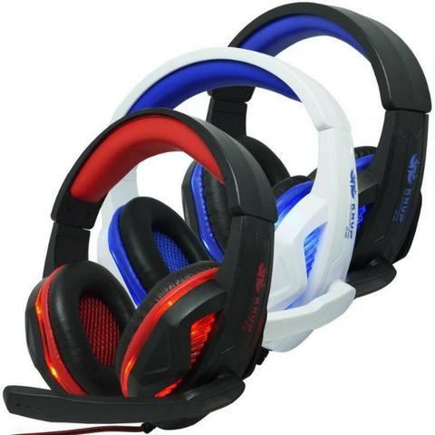 Fone Headset Gamer Pc Celular Ps4 Xbox One Knup P2 396 - Foto 4