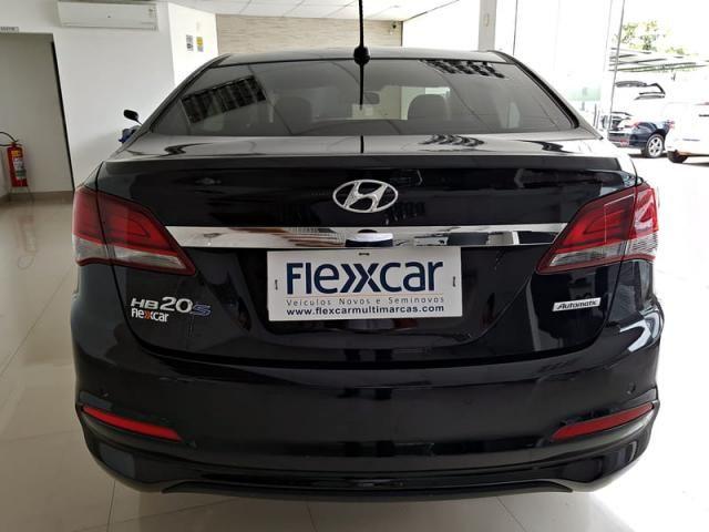 Hyundai HB20S Premium 1.6 Flex 16V Aut - Foto 4