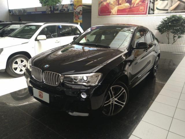 BMW  X4 3.0 M SPORT 35I 4X4 24V TURBO 2016