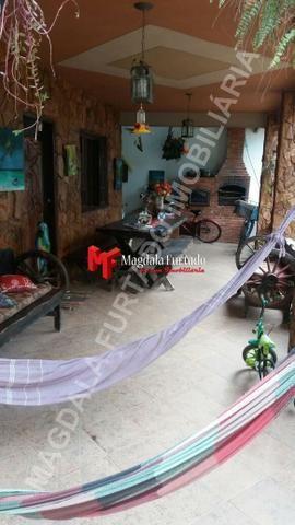 4028 - Casa de 4 quartos, área gourmet e fogão a lenha, total conforto Unamar - Foto 16