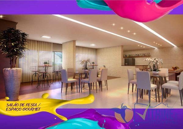 Apartamento com 2 quartos no INTENSE PARQUE CASCAVEL - Bairro Vila Rosa em Goiânia - Foto 10