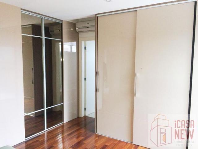 Apartamento para Venda em Curitiba, Cabral, 3 dormitórios, 3 suítes, 5 banheiros, 2 vagas - Foto 17