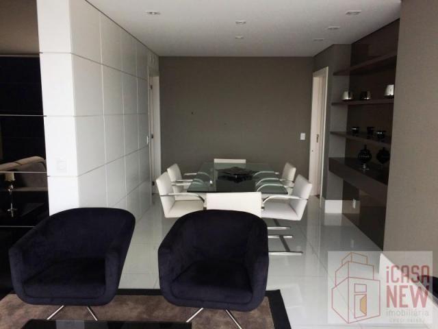 Apartamento para Venda em Curitiba, Cabral, 3 dormitórios, 3 suítes, 5 banheiros, 2 vagas - Foto 8