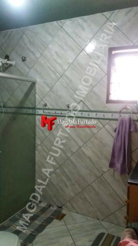 4028 - Casa de 4 quartos, área gourmet e fogão a lenha, total conforto Unamar - Foto 9