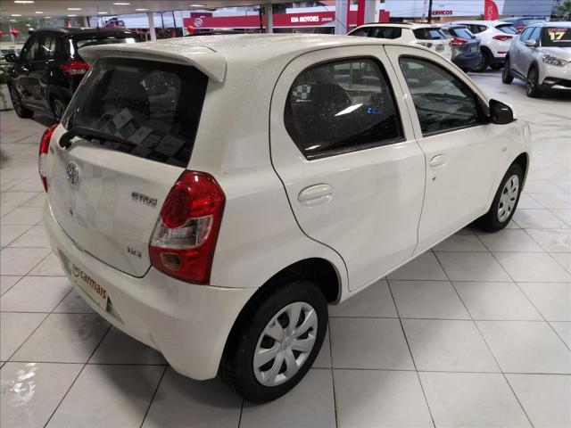 TOYOTA ETIOS 1.3 X 16V FLEX 4P MANUAL - Foto 3
