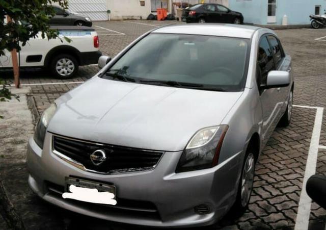 Nissan Sentra 2012/2013 - GNV