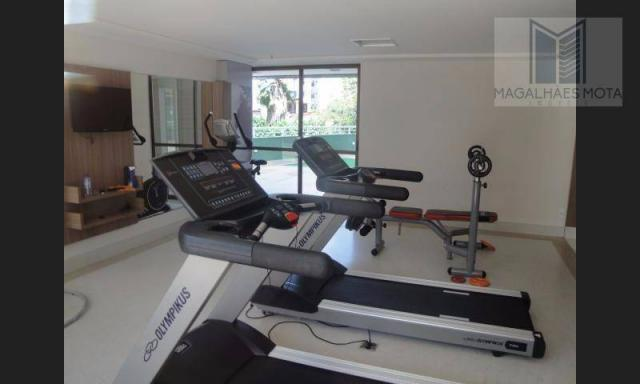 Apartamento com 3 dormitórios à venda, 73 m² por R$ 600.000 - Meireles - Fortaleza/CE - Foto 18