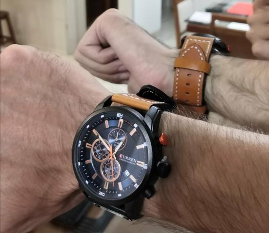 Relógio Curren, Novo Original - Foto 3