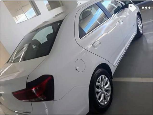 Vendo Chevrolet Cobalt Elite 1.8 automático,banco de couro marrom (Elite),IPVA 2020 pago - Foto 6
