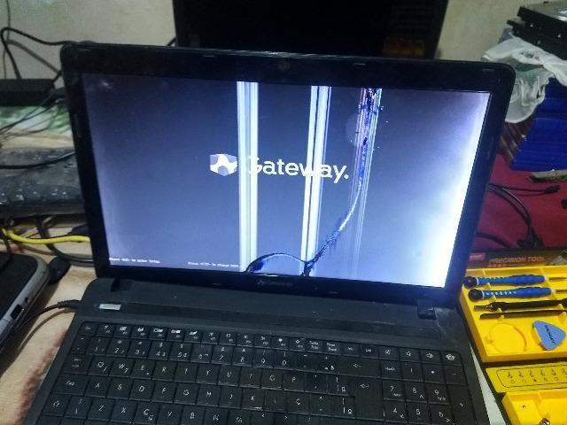 Sucata Notebook Gateway NE56R13B - Foto 3
