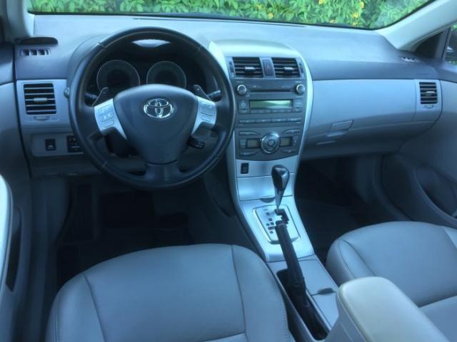Toyota corolla 2012 2.0 xei 16v flex 4p automÁtico - Foto 8