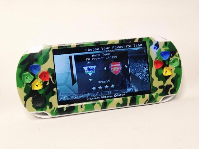 Video Game Portátil (Station Pro ) Com + de 1000 jogos Inclusos - Foto 5