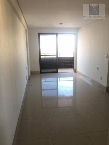 Apartamento com 2 dormitórios para alugar, 73 m² por R$ 2.020/mês - Meireles - Fortaleza/C - Foto 4