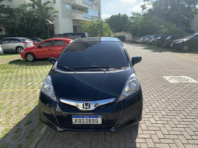 Honda Fit automático com GNV 5ª Geração e 2020 vistoriado - Foto 2