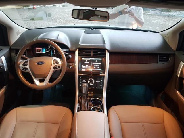 FORD EDGE 3.5 SEL AWD V6 24V GASOLINA 4P AUTOMÁTICO - Foto 8