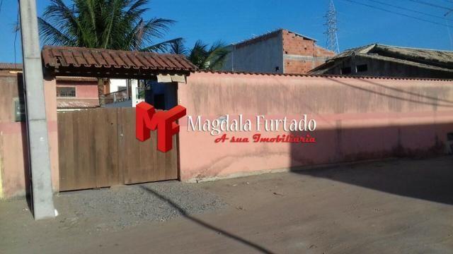4036 - Casa área externa gramada, 4 quartos para sua moradia em Unamar - Foto 16