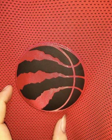 Agasalho Oficial NBA Toronto Raptors - Foto 2